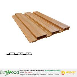 Ốp tường gỗ 198x16mm Biowood WPI19816