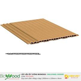 Ốp tường gỗ 230x9mm Biowood WPI23009