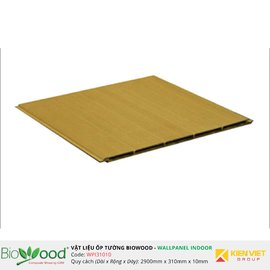 Ốp tường gỗ 310x10mm Biowood WPI31010