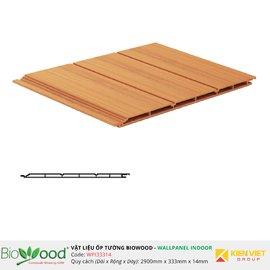 Ốp tường gỗ 333x14mm Biowood WPI33314