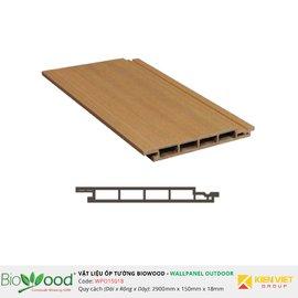 Gỗ ốp tường 150x18mm Biowood WPO15018