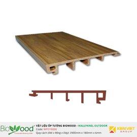 Gỗ ốp tường 180x6mm Biowood WPO18006