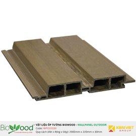 Gỗ ốp tường 220x30mm Biowood WPO22030