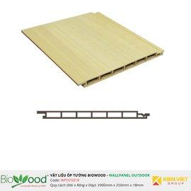 Gỗ ốp tường 250x18mm Biowood WPO25018
