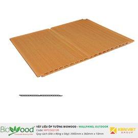 Gỗ ốp tường 360x10mm Biowood WPO36010B