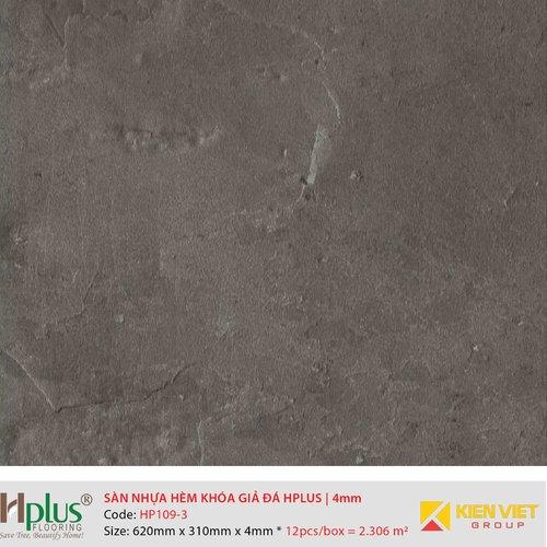 Sàn nhựa hèm khóa giá đá HPlus HP109-3 | 4mm