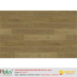 Sàn nhựa hèm khóa vân gỗ HPlus HP1009-7 | 4mm