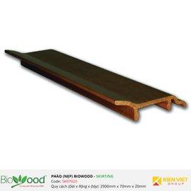 Phào nẹp 70x20mm Biowood SK07020