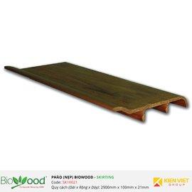 Phào nẹp 100x21mm Biowood SK10021
