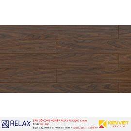 Sàn gỗ công nghiệp Relax RL1200 | 12mm
