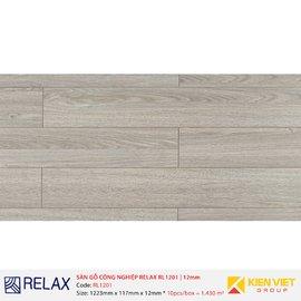 Sàn gỗ công nghiệp Relax RL1201 | 12mm