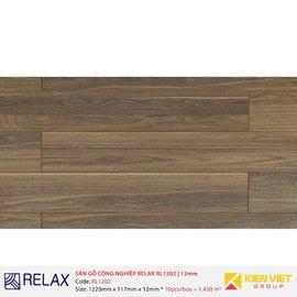 Sàn gỗ công nghiệp Relax RL1202 | 12mm