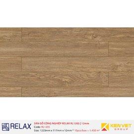 Sàn gỗ công nghiệp Relax RL1205 | 12mm