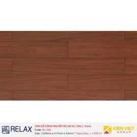 Sàn gỗ công nghiệp Relax RL1206 | 12mm