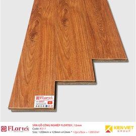Sàn gỗ công nghiệp FLortex K517 | 12mm