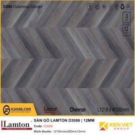 Sàn gỗ xương cá Lamton D3086 Lausanne Coloured | 12mm
