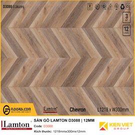 Sàn gỗ xương cá Lamton D3088 Lauzes Chevron | 12mm