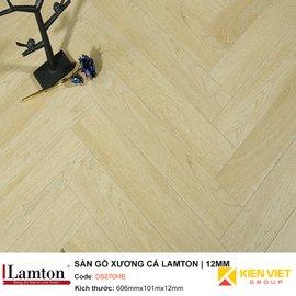 Sàn gỗ Xương Cá Lamton D8270HB Rustic Brushed  | 12mm