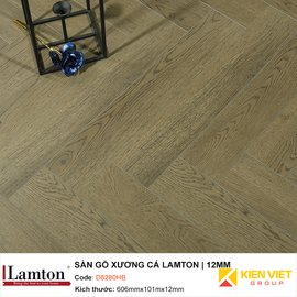 Sàn gỗ Xương Cá Lamton D8280HB San Diego | 12mm