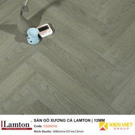 Sàn gỗ Xương Cá Lamton D8290HB Solutions Carina  | 12mm