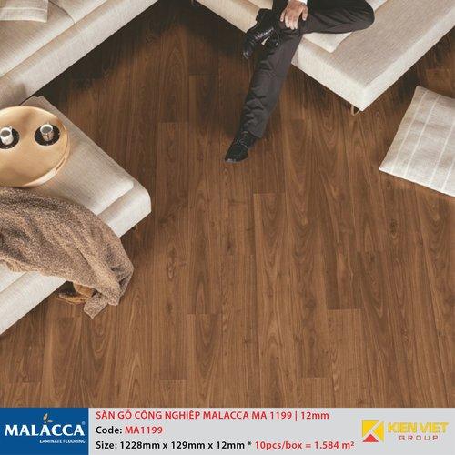 Sàn gỗ công nghiệp Malacca MA1199 | 12mm