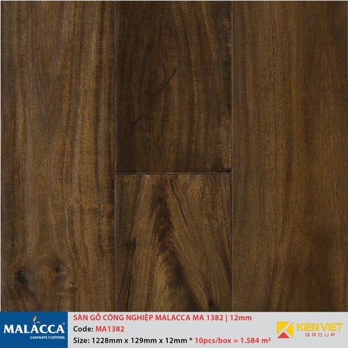 Sàn gỗ công nghiệp Malacca MA1382 | 12mm