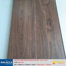 Sàn gỗ công nghiệp Malacca MA1238 | 12mm