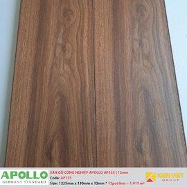 Sàn gỗ công nghiệp Apollo AP155 | 12mm