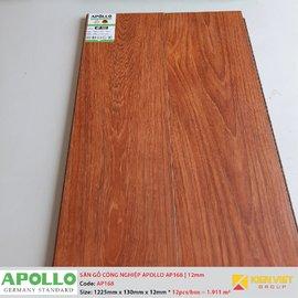 Sàn gỗ công nghiệp Apollo AP168 | 12mm