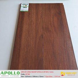 Sàn gỗ công nghiệp Apollo AP189 | 12mm