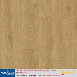 Sàn gỗ công nghiệp Malacca MA6868 | 12mm