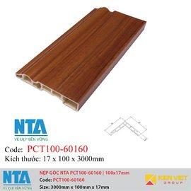 Nẹp góc NTA PCT100-60160 | 100x17mm