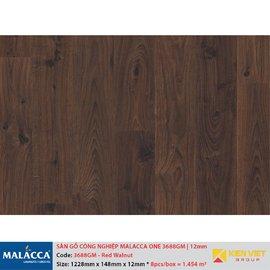 Sàn gỗ công nghiệp Malacca ONE 3688GM Red Walnut | 12mm