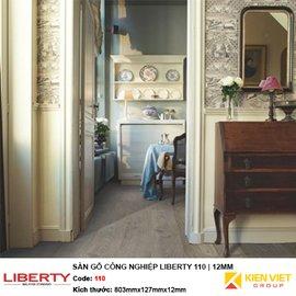 Sàn gỗ công nghiệp Liberty 110 | 12mm