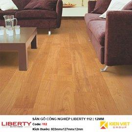 Sàn gỗ công nghiệp Liberty 112 | 12mm