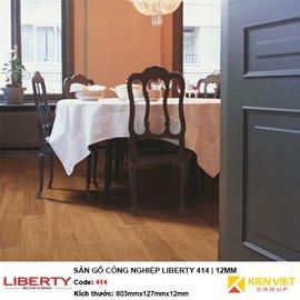 Sàn gỗ công nghiệp Liberty 414 | 12mm