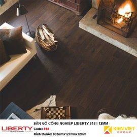 Sàn gỗ công nghiệp Liberty 818 | 12mm