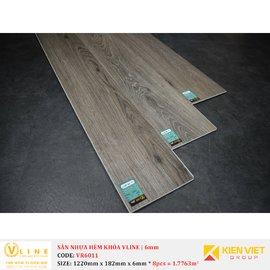 Sàn nhựa hèm khóa Vline VR6011 | 6mm