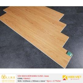 Sàn nhựa hèm khóa Vline VR6013 | 6mm