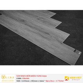 Sàn nhựa hèm khóa Vline VR6046 | 6mm