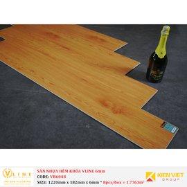 Sàn nhựa hèm khóa Vline VR6048 | 6mm