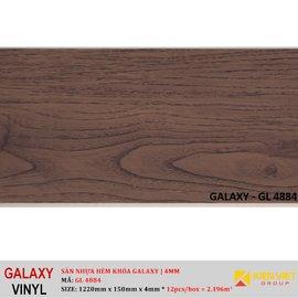 Sàn nhựa hèm khóa Galaxy GL4884 | 4mm
