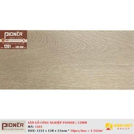 Sàn gỗ công nghiệp Pioner 1201 | 12mm
