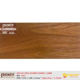 Sàn gỗ công nghiệp Pioner 1203 | 12mm