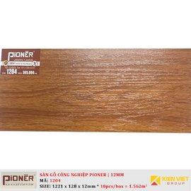 Sàn gỗ công nghiệp Pioner 1204 | 12mm