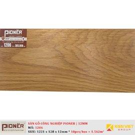 Sàn gỗ công nghiệp Pioner 1206 | 12mm