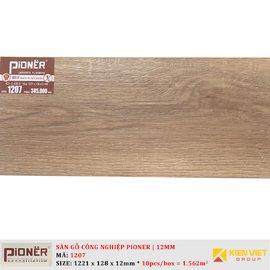 Sàn gỗ công nghiệp Pioner 1207 | 12mm