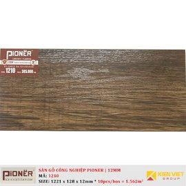 Sàn gỗ công nghiệp Pioner 1210 | 12mm