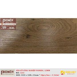 Sàn gỗ công nghiệp Pioner 1211 | 12mm