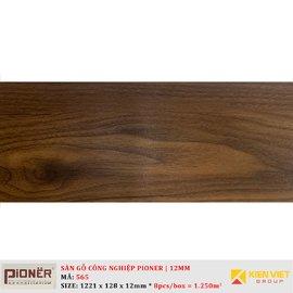 Sàn gỗ công nghiệp Pioner Titanium 565 | 12mm